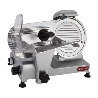 BESWOOD Premium Electric Meat Slicer