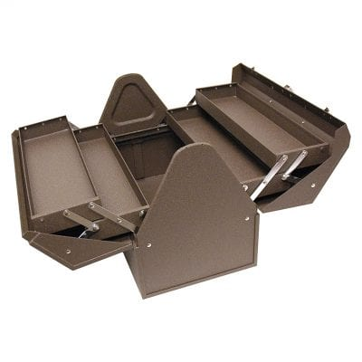 The Homak Cantilever Tool Box
