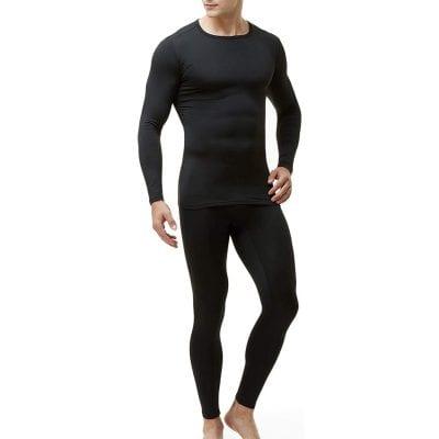 TSLA Men's Thermal Underwear