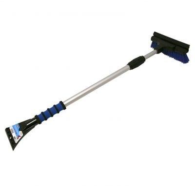 "Mallory USA 48"" Telescoping Snow Brush"