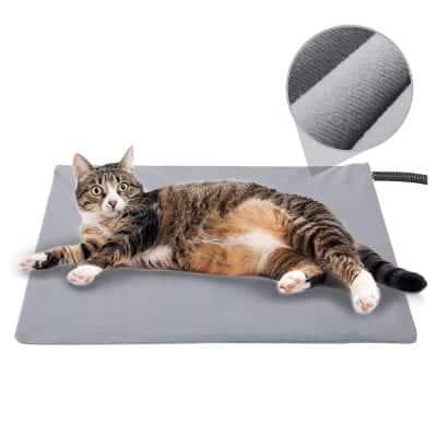 BurgeonNest Temperature-Adjustable Pet Heating Pad