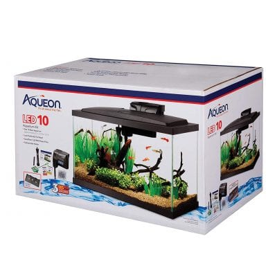 Aqueon Aquarium LED 10-gallon Lighting Starter Kit
