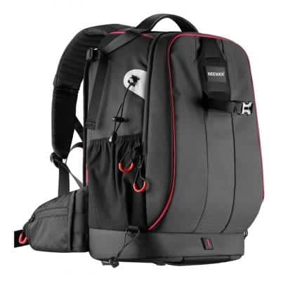 Neewer Pro DSLR Camera Case Shockproof Waterproof Padded Camera Backpack