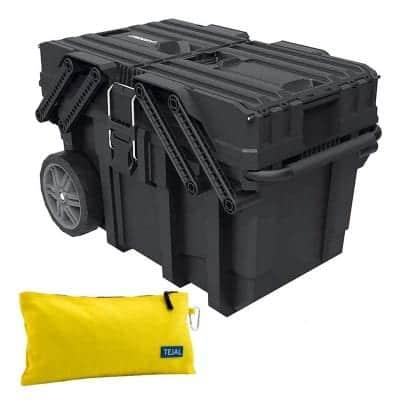 TEJAL Husky Cantilever Tool Box