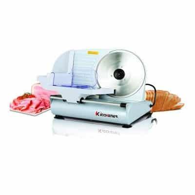 Kitchener Professional Electric Food Slicer