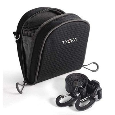 TYCKA 8 Pockets Lens Filter Pouch 86mm Belt Style Design