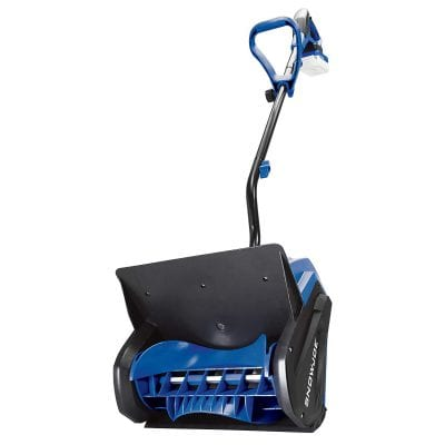 The Snow Joe 24V-SS13 Cordless Snow Blower