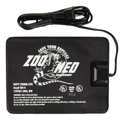 The Zoomed Reptitherm Undertank Heater