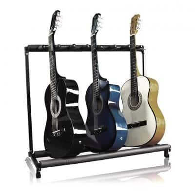 Best Choice Products Multi-Guitar Stand