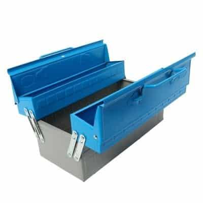 The NovelBee Portable Cantilever Tool Box