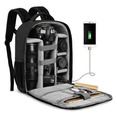 CADeN DSLR SLR Camera Professional Bag Backpack Men Women Photographers Backpack