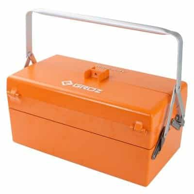 GROZ Cantilever Tool Box