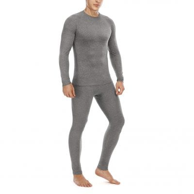 Roadbox Men's Thermal Underwear Set