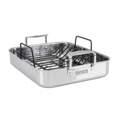 Viking Culinary Stainless Steel Roasting Pan