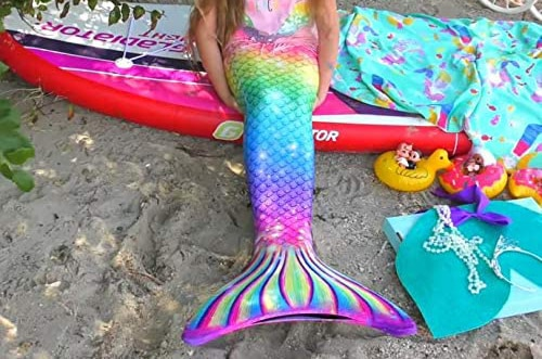 Best Mermaid Tails for Swimming in 2021