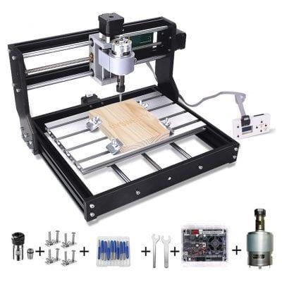 MYSWEETY CNC 3018 Pro GBRL CNC Machine 3 Axis Milling Machine
