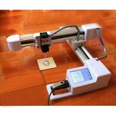 GanGou Laser Engraver 3000mw Mini CNC Machine