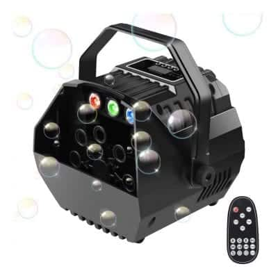 Easife Professional Bubble Machine