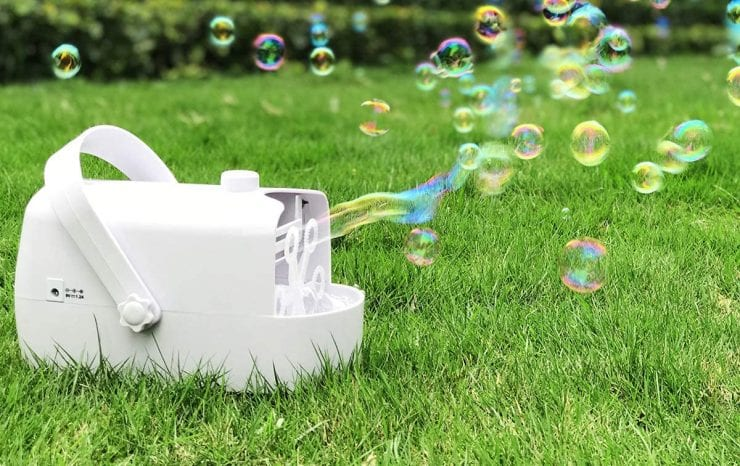 Best Bubble Machines in 2021