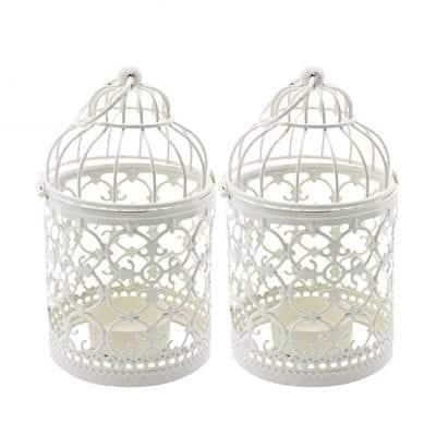 Ciaoed Metal Decorative Bird Cage