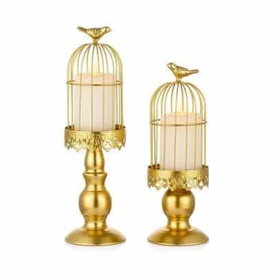 Sziqiqi Centerpiece Decorative Bird Cage