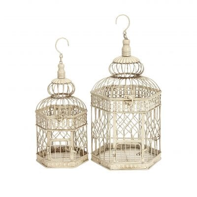 Deco 79 21-Inch Decorative Birdcage