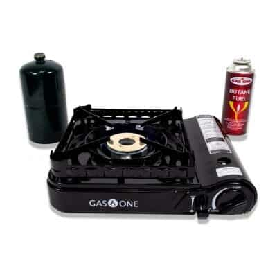 Gas ONE GS-3900P New Dual Fuel Portable Gas Stove