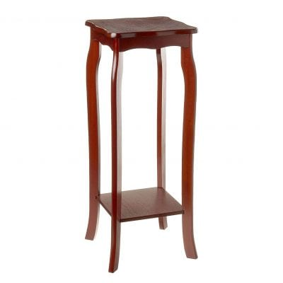 Frenchi Home 2 Tier wooden Plant Stand