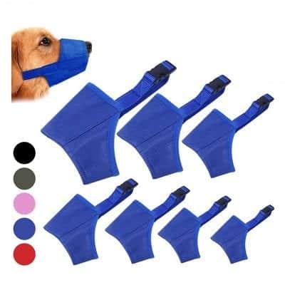 Coppthinktu Dog Muzzle Suit