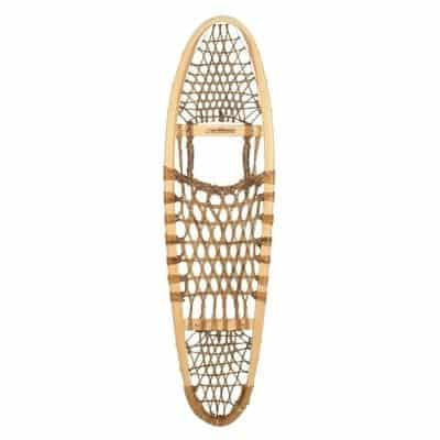 GV Snowshoes 10x30 Synthetic Bear Paw Snowshoes