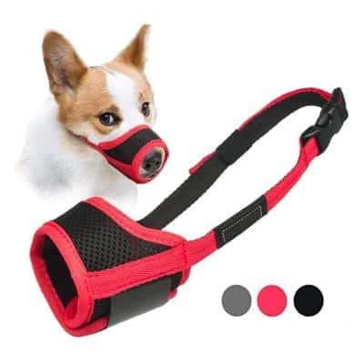 LUCKYPAW Dog Muzzle