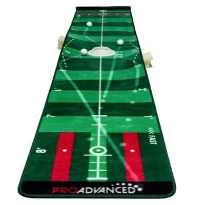 PROADVANCED Putting Mat- for Family