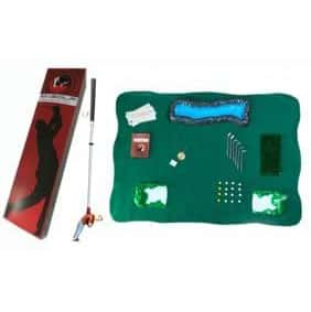 Classic Golf Mini Indoor Golf Playing Pack
