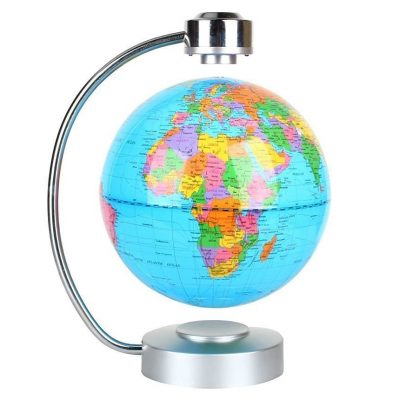 Globes World Levitating Globe